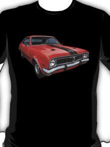 Australian Muscle Car - HT Monaro, Sebring Orange T-Shirt