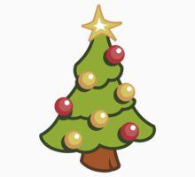 Christmas tree by timageco