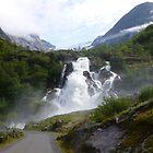 Waterfall 2 by jojojem