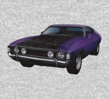 Ford Falcon XA GT Coupe by tshirtgarage