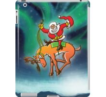 Christmas Rodeo iPad Case/Skin