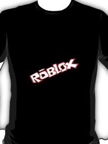Roblox logo - Unofficial Merchandise T-Shirt