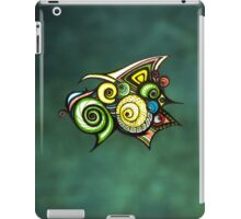 D110301 in Colour iPad Case/Skin