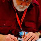 Gunnar Hansen by Bekah Reist