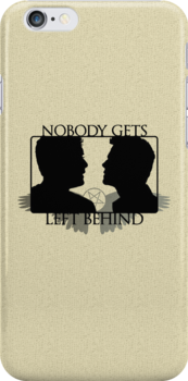 Nobody Gets Left Behind by saniday