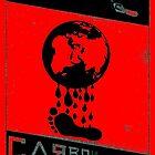Danger, Carbon Footprint ( ii ) 3 tone by niahgoe