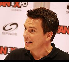 John Barrowman by Bekah Reist