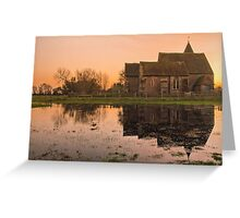 St.Clements Greeting Card