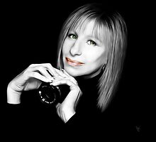 Barbra Streisand - Pop Art by wcsmack