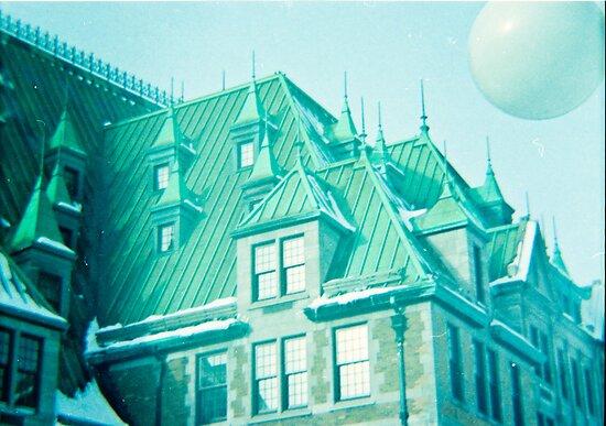 Chateau Frontenac by BingBangVision