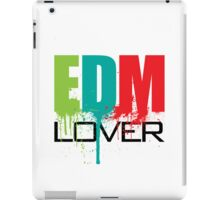EDM (Electronic Dance Music) Lover iPad Case/Skin
