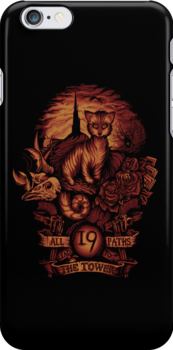 NINETEEN - Iphone case by MeganLara