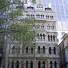 Melbourne Safe Deposit Building by Robyn Williams