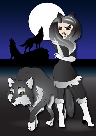 Twisted - Wild Tales: Kenley and the Wolf by Lauren Eldridge-Murray
