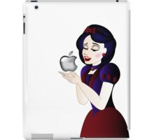 Snow White and Apple iPad Case/Skin