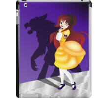 Twisted Tales - Beauty and the Beast iPad Case/Skin