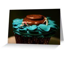The Cake Decorators Greeting Card
