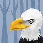 Eagle by makoshark