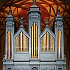 Tewkesbury Organ by Yampimon