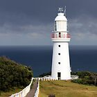 Cape Otway Lighthouse  by Robert Jenner