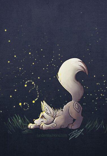 Firefly Fox - White by Zhivago