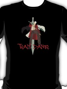Team Dante (OG Alt.) T-Shirt