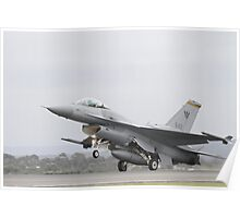 F-16 Singapore Air Force Poster