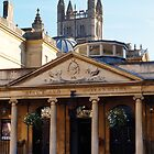 The Baths, Stall Street, Bath by beautifulbath