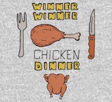 Winner Winner Chicken Dinner: Loud and Proud Rotisserie Chicken Windfall by DiabolickalPLAN