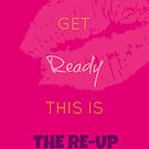 Nicki Minaj: PFRR The Re-Up  by BlancaMF