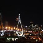 Anzac Bridge, Sydney by TJSphoto