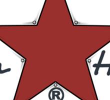 hellraiser converse Sticker