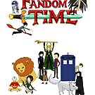 Fandom Time by iamthevale