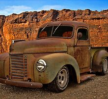 1941 International Pickup by TeeMack