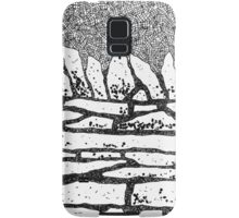 Stone wall Samsung Galaxy Case/Skin