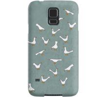 White Birds Samsung Galaxy Case/Skin