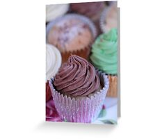 Cup Cakes 2 Greeting Card