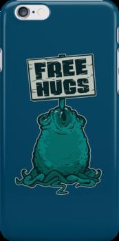 Free Hugs by nikholmes