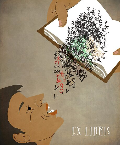 EX LIBRIS by beatipossidenti