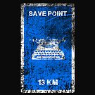 RESIDENT EVIL SAVE POINT by Letter-Q
