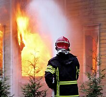 15.11.201212: Fireman at Work III by Petri Volanen