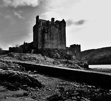 Eilean Donan Castle - From the Old Pier by caledoniadreamn