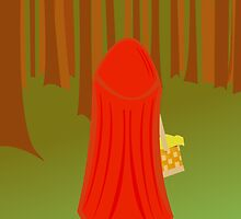 Little red riding hood by Jessica Slater