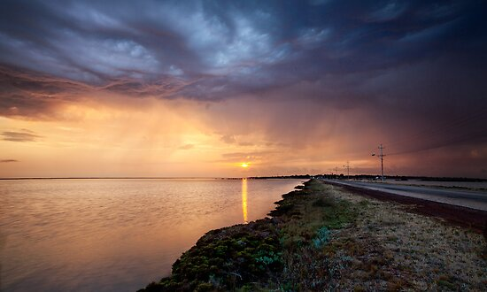 Start of the Wet Season by Mark Ingram