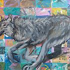 Wolf by AC-Paintings