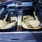Mercedes-Benz SL 63 AMG Bi-Turbo Inside [ Print &amp; iPad / iPod / iPhone Case ] by Mauricio Santana