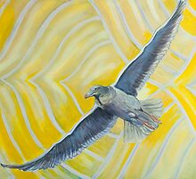 Seagull  by AC-Paintings