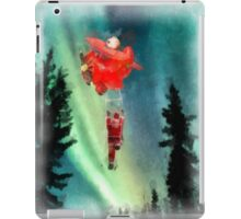 Snoopy to the Rescue iPad Case/Skin