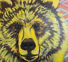 Bear by AC-Paintings
