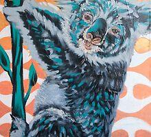 Koala Bear  by AC-Paintings